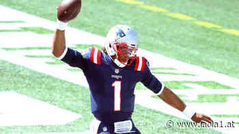 NFL, Week 1: Cam Newton führt New England Patriots zum Sieg - LAOLA1.at