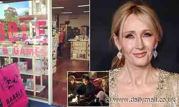Australian bookstore BANS Harry Potter books to make shop a 'safer space' for transgender people