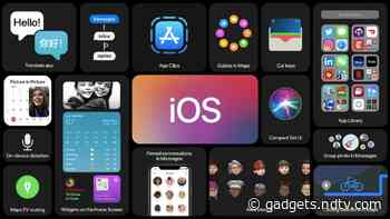 iOS 14 Release Set for Today, iPadOS 14, watchOS 14, tvOS 14 to Debut As Well