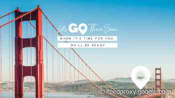 Let's Go There: kick-starting travel with biggest ad blitz since 9/11