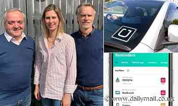 How three creators dreamed up multi-million dollar app in the back of an Uber