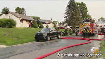 Boy Escapes House Fire In Beaver County