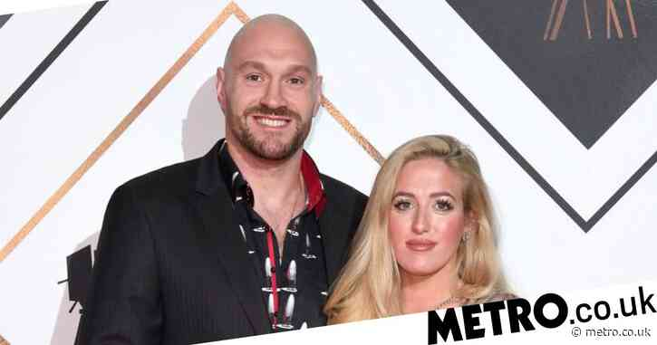 Paris Fury says husband Tyson Fury's mental health pushed them 'to breaking point'