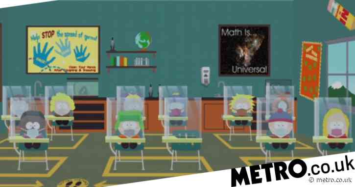 South Park returning with hour-long coronavirus pandemic special