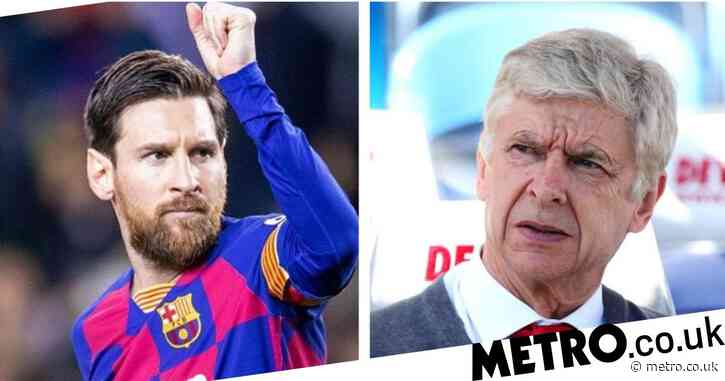 Former Arsenal scout Francis Cagigao reveals the truth over Arsene Wenger's move for Lionel Messi