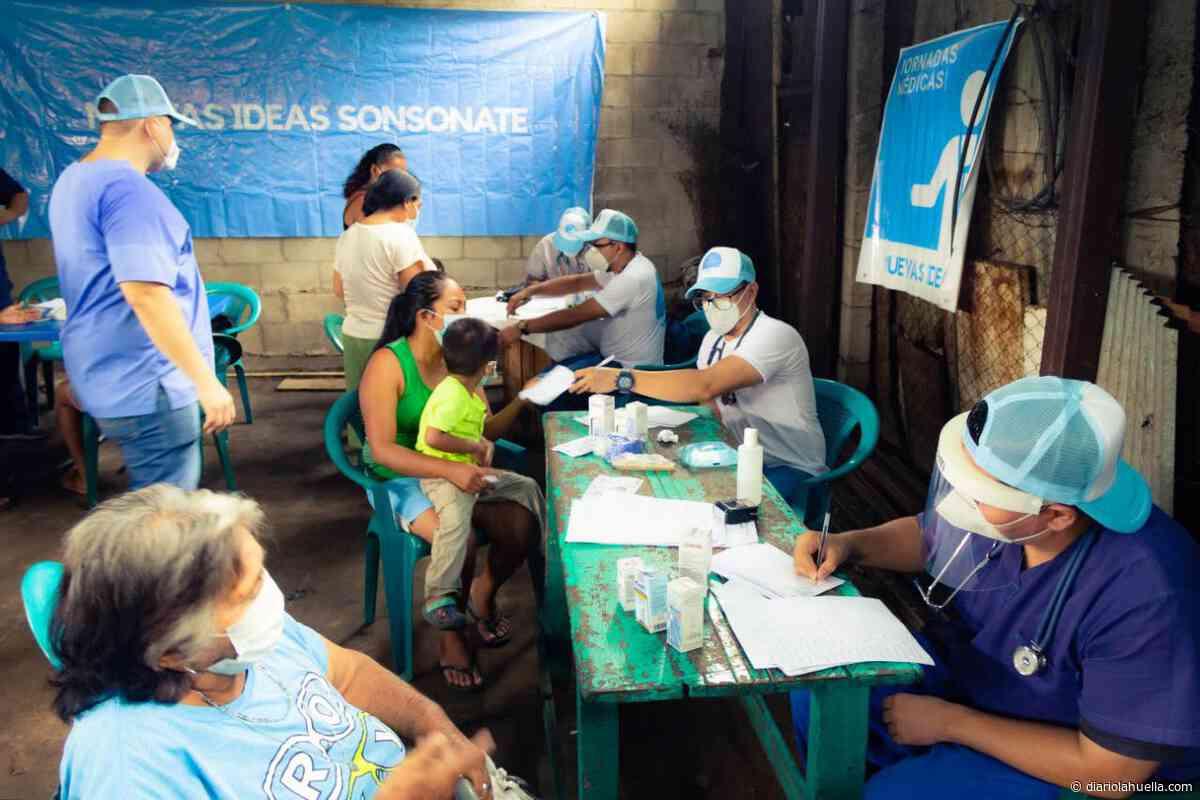 Nuevas Ideas Sonsonate realizó importante jornada médica donde se atendieron más de 200 personas - Diario La Huella