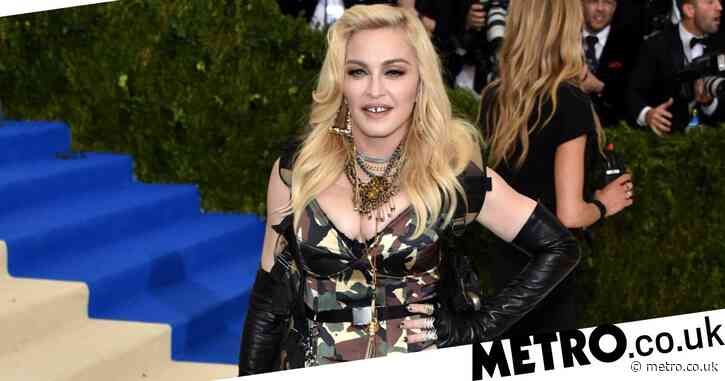 Madonna set to direct and co-write own biopic to share 'roller-coaster ride' of her life