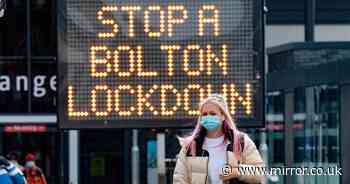 Bolton virus hospital admissions up sharply as bosses say situation 'worrying'