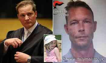Madeleine McCann suspect's lawyer admits 'I wouldn't let him babysit my daughter'