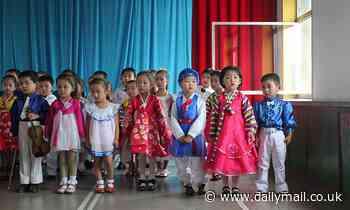 North Korea triples the amount of propaganda taught to pre-schoolers