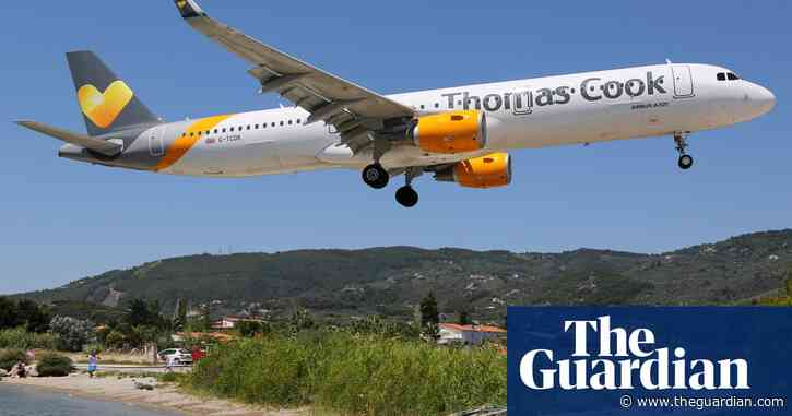 Thomas Cook relaunches as online travel agent