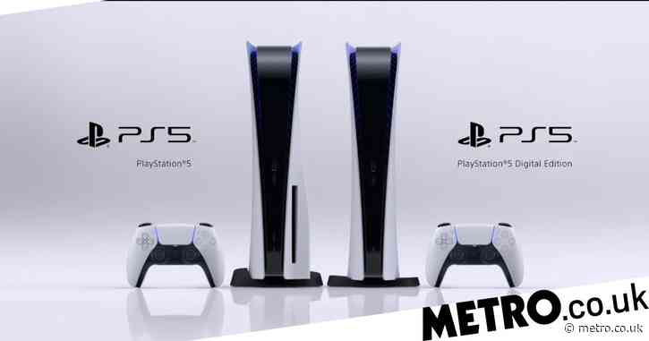PS5 console box contents and model numbers leaked – Digital Edition has 825GB SSD