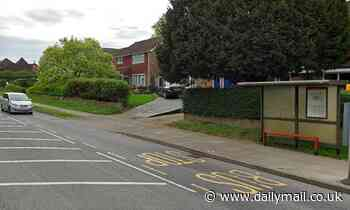 Police launch manhunt after would-be kidnapper tries to grab two 11-year-old schoolgirls