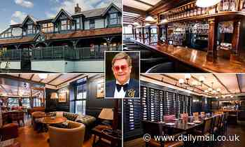 Elton John's local pub Oxford Blue on sale for £1.5mafter Covid closure