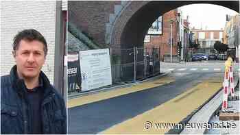 ProKA kaart gevaarlijke situatie bij spoorwegtunnel aan