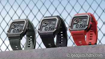Amazfit Neo Retro-Style Smartwatch to Launch in India on October 1