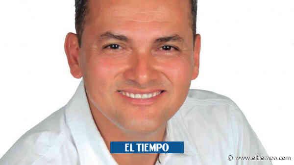 6 meses de suspensión a alcalde de Anapoima por contrato en pandemia - El Tiempo
