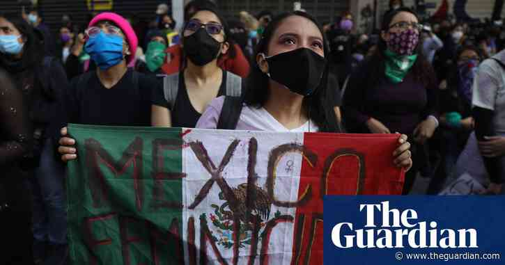 Mexico's feminist activists stage occupation in protest at femicide
