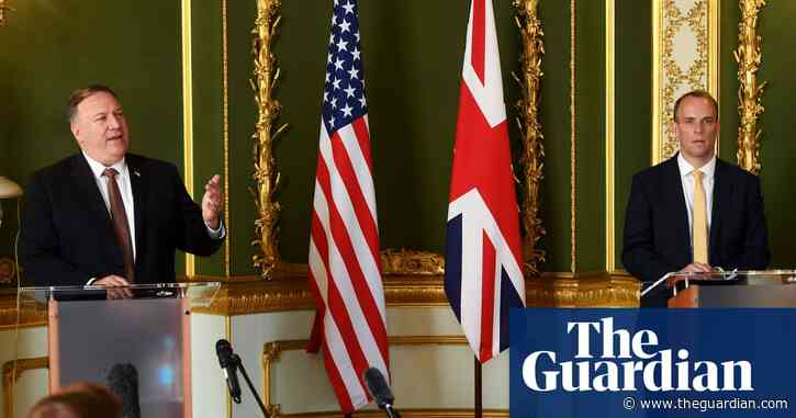 US-UK trade deal in danger if Good Friday agreement jeopardised, Democrats warn