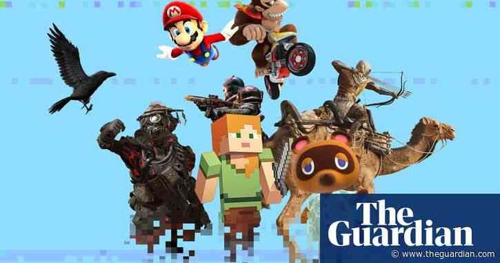 Game plan: the complete beginners' guide to gaming – from buying a console to exploring new worlds