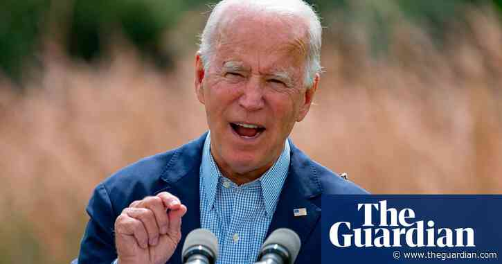 Prestigious US science journal breaks with tradition to back Biden