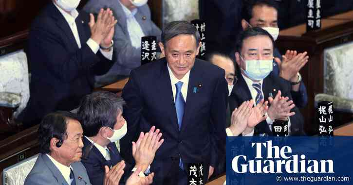 Yoshihide Suga confirmed as Japan prime minister as Abe defends 'proud' legacy