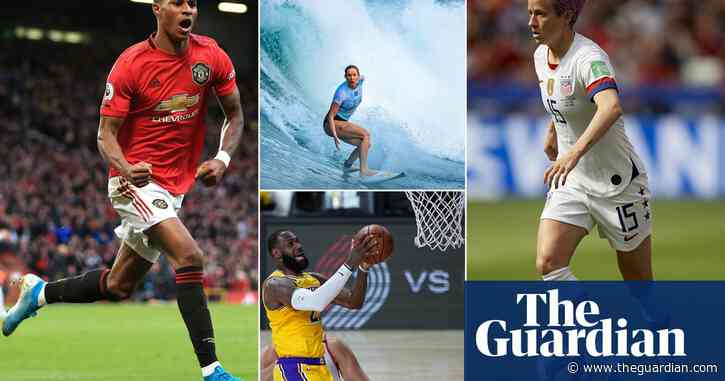 'Super-creative' – Football School/Guardian Young Sportswriters of the Year revealed