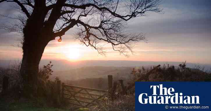 Walking back to happiness – in south Devon's hidden places