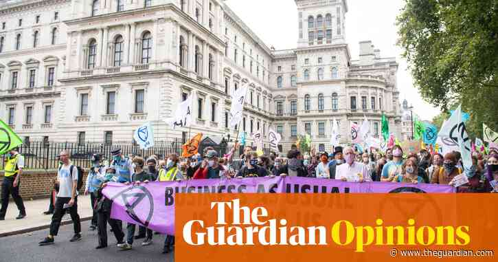 Extinction Rebellion is showing Britain what real democracy could look like | George Monbiot