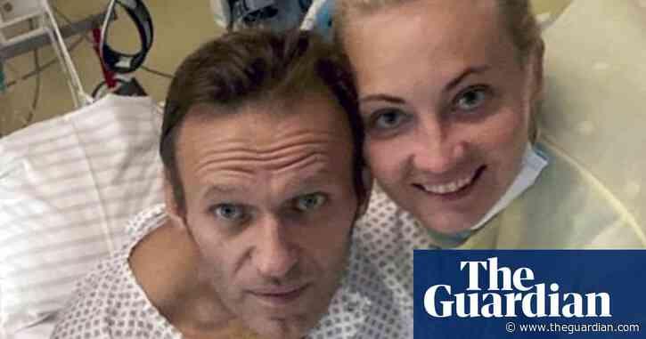 The poisoning of Alexei Navalny - podcast