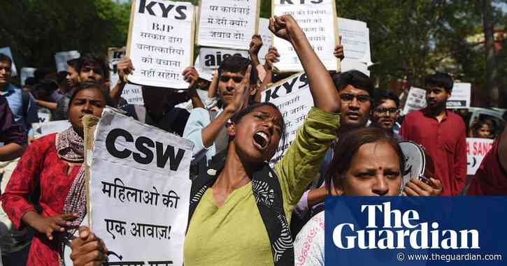 Dalits bear brunt of India's 'endemic' sexual violence crisis