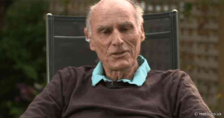 This Morning viewers in tears as lonely widower, 75, appeals for friends after wife's death