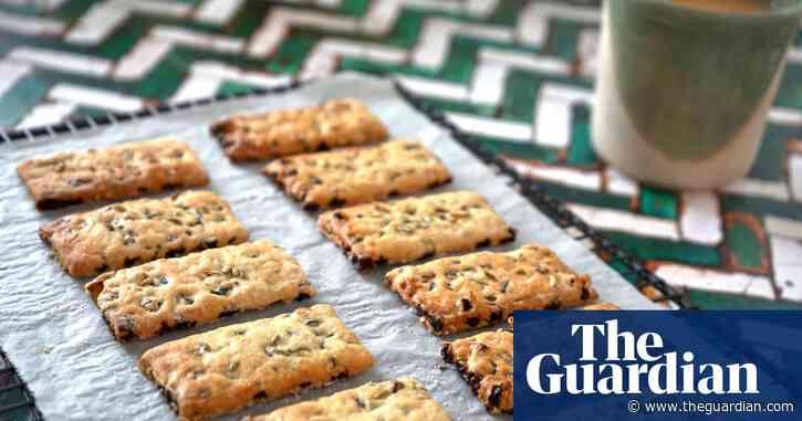 David Atherton's recipe for barberry, fennel and hazelnut garibaldis