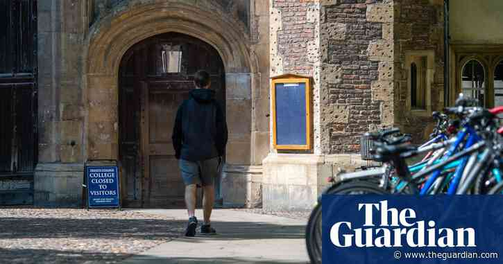 Cambridge college threatens to evict students if a Covid-19 outbreak occurs