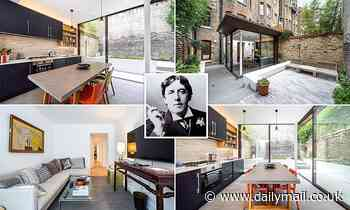 Chelsea home where Oscar Wilde lived and wrote The Picture Dorian Gray goes on the market for £1.7M