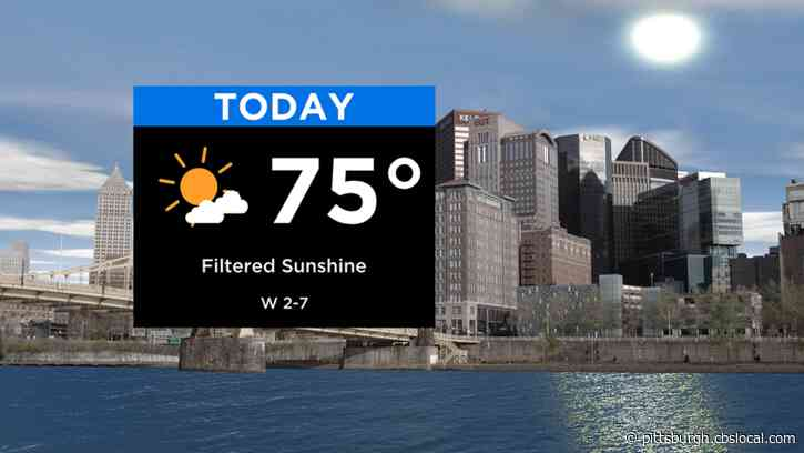 Pittsburgh Weather: Hazy Day With Cooler Temperatures