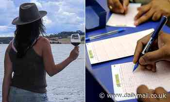 Australian 'country girl' from Gippsland becomes rich after claiming Oz Lotto's $20million jackpot
