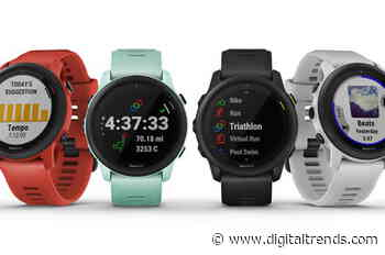 The Garmin Forerunner 745 offers improved tracking and a sleek design for $500
