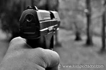 De un disparo en la cabeza asesinan a policía en Guataquí, Cundinamarca - El Espectador