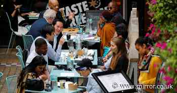 Eat Out to Help Out could be relaunched this winter after summer success