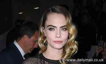 Cara Delevingne and Naomi Campbell join Kim Kardashian and Hollywood stars in 24-hour 'freeze'