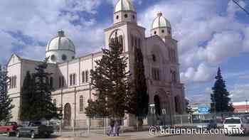 #Cuauhtemoc | Entrega Municipio apoyo para restauración de la catedral de la ciudad - Adriana Ruiz