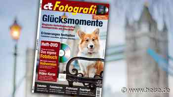 c't Fotografie 5/2020: Extraklasse - Nikon D6 und Canon EOS R5 im Test - heise online
