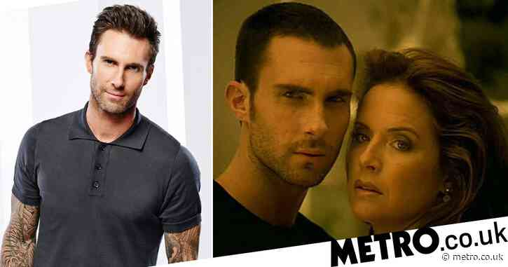 Adam Levine was 'nervous' about kissing Kelly Preston in Maroon 5's She Will Be Loved music video