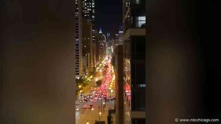 Chicago Prepares for More Street Closures as Caravans Celebrate Mexican Independence Day