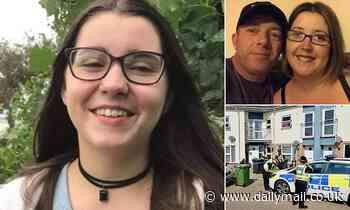 Mother accused of murdering her daughter Bernadette Walker, 17, weeps in court