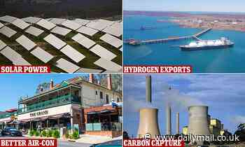 Scott Morrison's $1.9bllion plan to combat global warming