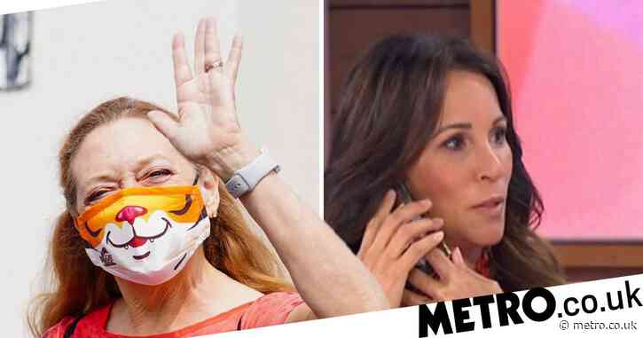 Tiger King's Carole Baskin causes chaos on Loose Women as panel struggle to pin her down for interview