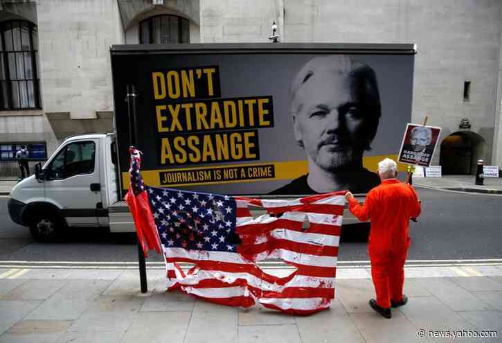 WikiLeaks' Assange was careful to protect informants, court hears