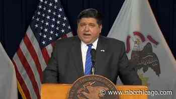 Watch Live: Gov. Pritzker to Deliver COVID-19 Update at 12 p.m.